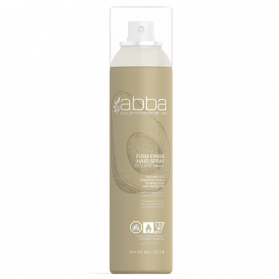 Abba Firm Hold Hair Spray  337ml
