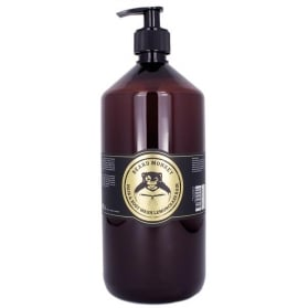 Beard Monkey Hair & Body Shampoo Lemongrass 1000ml