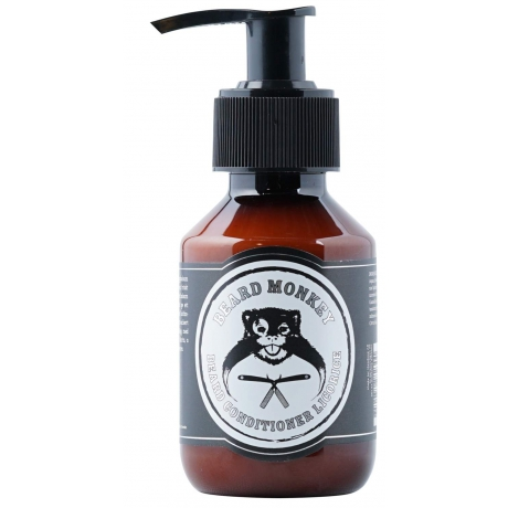 Beard Monkey Beard Conditioner Licorice 100ml