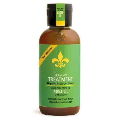 DermOrganic Leave-In Hair Treatment 120ml