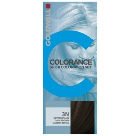 Goldwell  PH 6,8 colorance 3-N Mörk brun