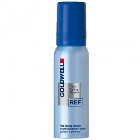 Goldwell Color Styling Mousse 6RB Röd Bok