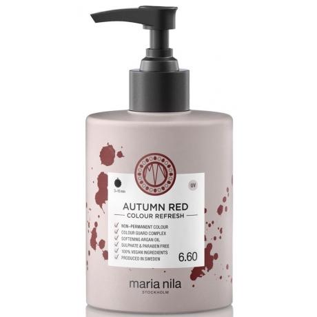 Maria Nila Palett Colour Refresh - Autumn Red 6.60