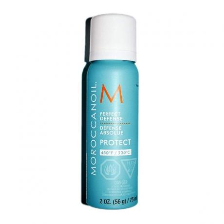moroccan oil som värmeskydd