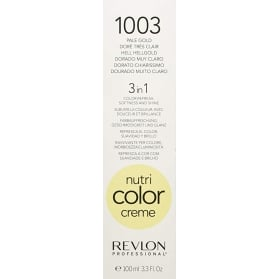 Revlon Professional Nutri Color Creme 1003 Pale Gold Tube 100ml