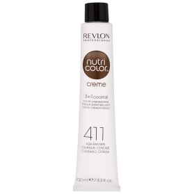 Revlon Professional Nutri Color Creme 411 Brown Tube 100ml