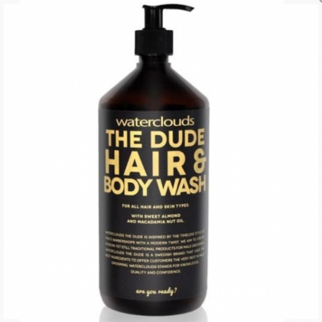 Waterclouds The Dude Hair & Body Wash