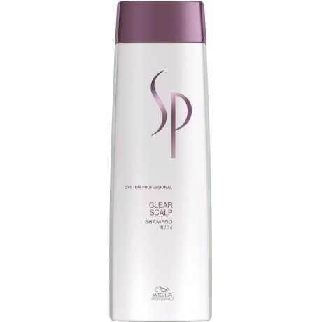 Wella SP Clear Scalp Shampoo 250ml