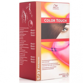 Wella Color Touch 5/37 - Golden Brownie