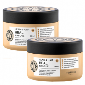 Maria Nila Head & Hair Heal Masque 250ml x2
