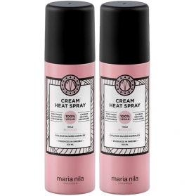 Maria Nila Cream Heat Spray x2