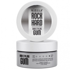 Biosilk Rock Hard Styling Gum 54g