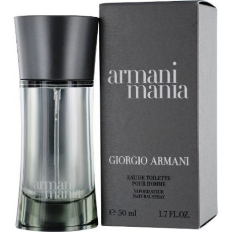 Giorgio Armani Mania For Men Edt 50ml