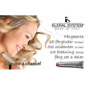Kleral Färgpaket - Give me a chance