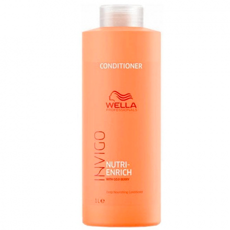 Wella professionals care enrich moisurizing conditioner fine 1000ml