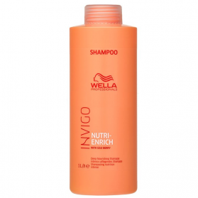 Wella professionals care enrich volumizing shampoo 1000ml