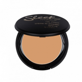 Sleek MakeUP Crème To Powder Foundation 9g White Rose 702