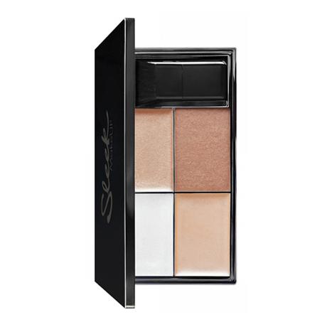 Sleek MakeUP Highlighting Palette 9g Precious Metals
