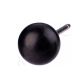 Blomdahl Black Titanium 5mm Ball