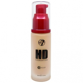 W7 HD Foundation Natural Tan