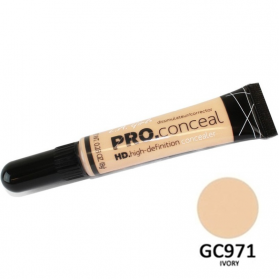 L. A. Girl HD Pro Conceal Concealer(Light Ivory)