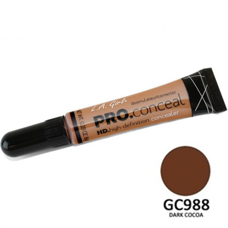 L. A. Girl HD Pro Conceal Concealer(Dark Cocoa)