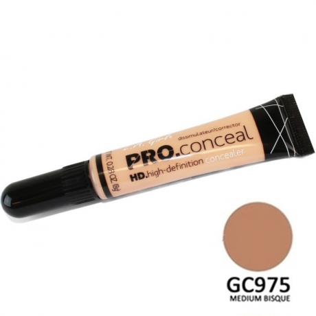 L. A. Girl HD Pro Conceal (Medium Bisque)
