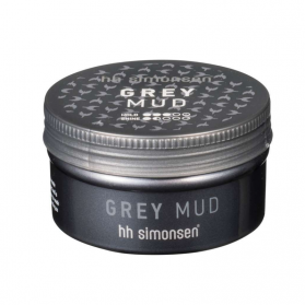 HH Simonsen Gray Mud Wax