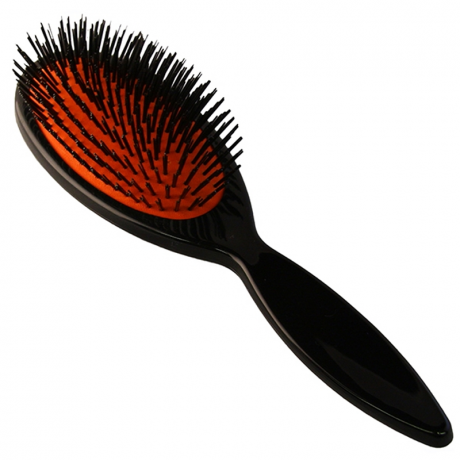 Detangling brush. oval