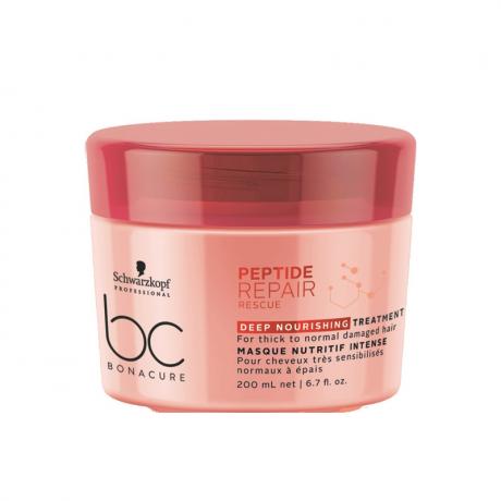 Schwarzkpf BC Bonacure Peptide Repair Deep Nourishing Treatment 200ml