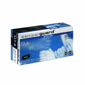 Semperguard Nitril Powderfree (Small)