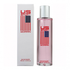 US Sport Edt For Women 100ml
