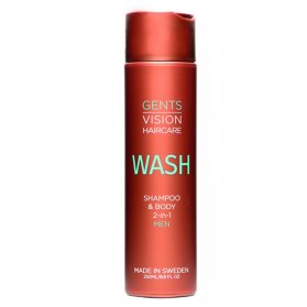 Vision Gents Wash 2-1 250ml
