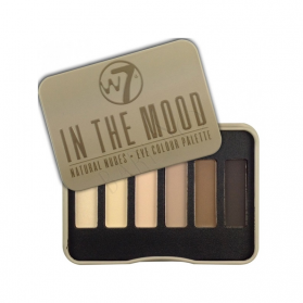 W7 - In The Mood Eye Palette - 6 Shades