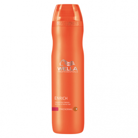 Wella professionals care enrich volumizing shampoo