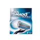 Gillette Mach3 Turbo rakblad 4-pack