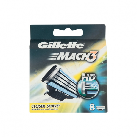 Gillette Mach3 8-pack Rakblad