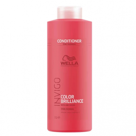 Wella Invigo Color Brilliance Conditioner FINE NORMAL 1000ml