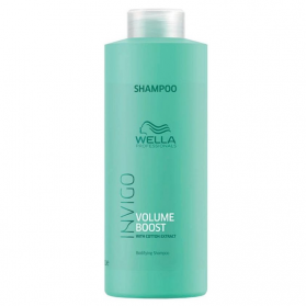 Wella Care INVIGO Volume Shampoo 1000ml