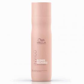 Wella Care INVIGO Cool Blond Shampoo 250ml