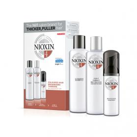 Nioxin System 4 Hair System Kit 300ml