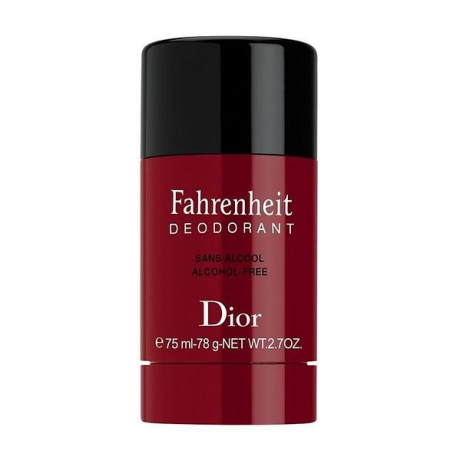 Christian Dior Fahrenheit Deo Stick 75ml