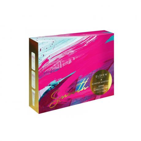 Eleven Australia Volume Set- Smooth Me Now - Shampoo, Conditioner & Shaping Cream