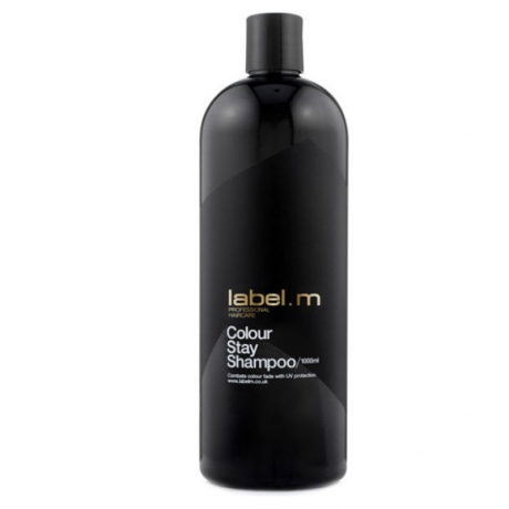 Label. M Colour Stay Shampoo, 1000 ml