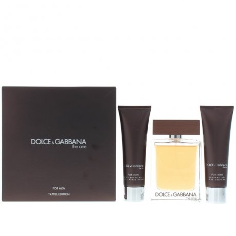 Dolce & Gabbana Set The One for Men