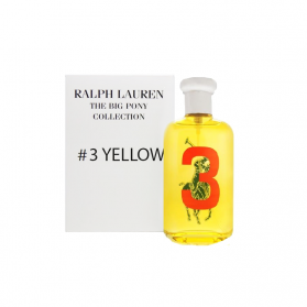 Ralph Lauren Big Pony 3 for Women Eau de Toilette 100ml (TESTER)
