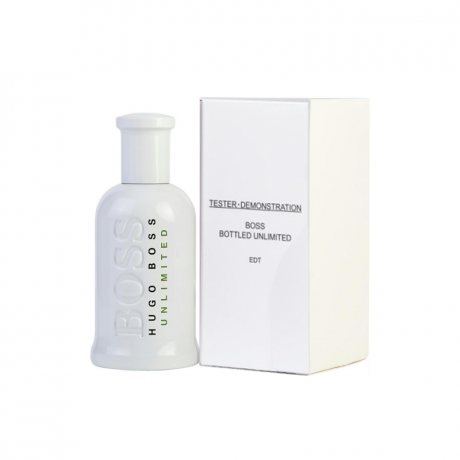 Boss Bottled Unlimited, EdT 100ml (TESTER)