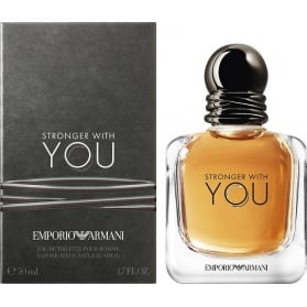 Giorgio Armani Stronger With You edt 50ml
