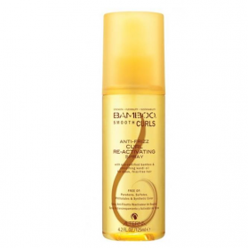 Alterna Bamboo Smooth Anti-Frizz Curl Re-Activating Spray 125ml