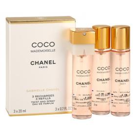 Chanel Coco Mademoiselle  Eau de Parfum for Women 3x20 ml